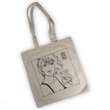 Tote Bag Milo Manara (white)