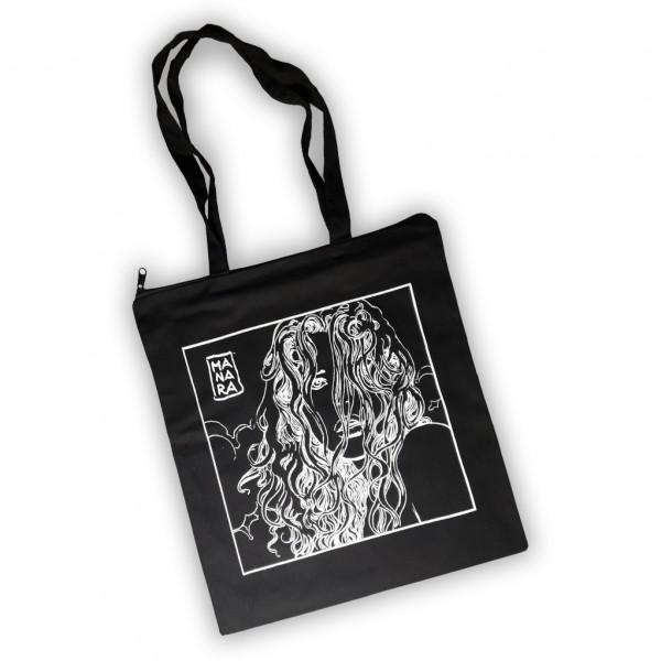 Tote Bag Milo Manara (Noir)