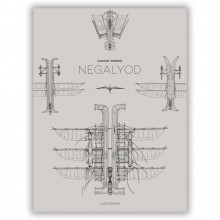 Deluxe album Negalyod black and white version (french Edition)