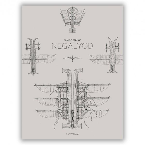 Negalyod - Version Noir et Blanc - Luxe