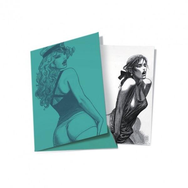 Le donne di Milo Manara - Portfolio