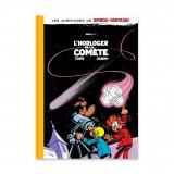 Spirou et Fantasio - L'horloger de la comète - Tirage de Luxe