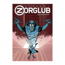 Deluxe album Zorglub Vol. 2 (french edition)