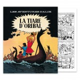 Alix, la tiare d'Oribal - Laurent Hennebelle - Noir et Blanc