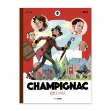 Deluxe album Champignac Vol.1 Enigma (french edition)