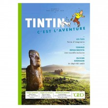 Magazine Géo Tintin Vol. 2 The islands (french Edition)