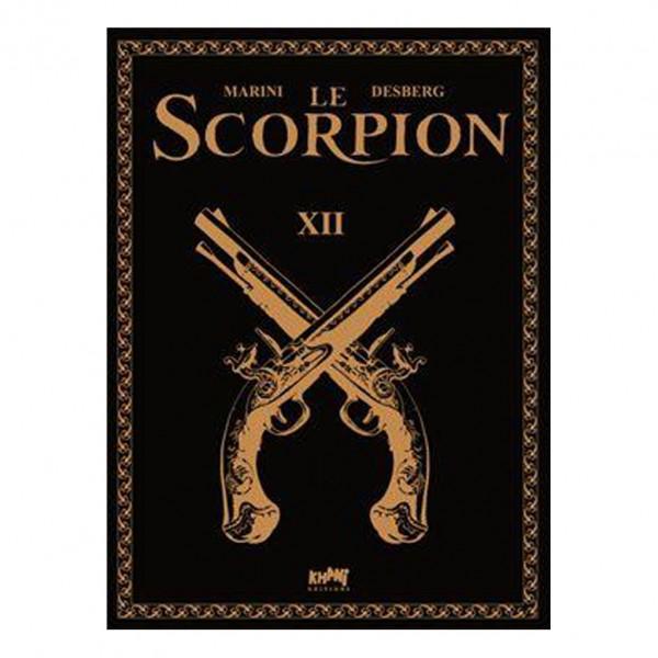 Le Scorpion Tome 12 - Le Mauvais Augure - Tirage de Luxe