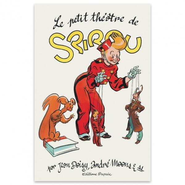 Deluxe Album Le petit théâtre de Spirou (french Edition)