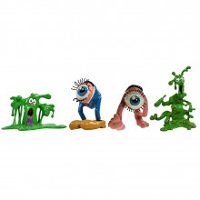 Figurine The monsters of Franquin by Pixi