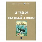 Book Tintin's archives, Red Rackham's Treasure (french Edition)