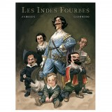 Deluxe album The Deceitful Indies (french Edition)
