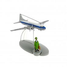 Figurine Sabena Airlines plane