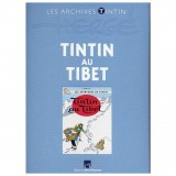 Book Tintin's archives, Tintin in Tibet (french Edition)