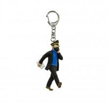 Porte-clés Tintin - Capitaine Haddock