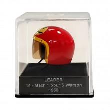 Mini helmet Michel Vaillant Leader 14