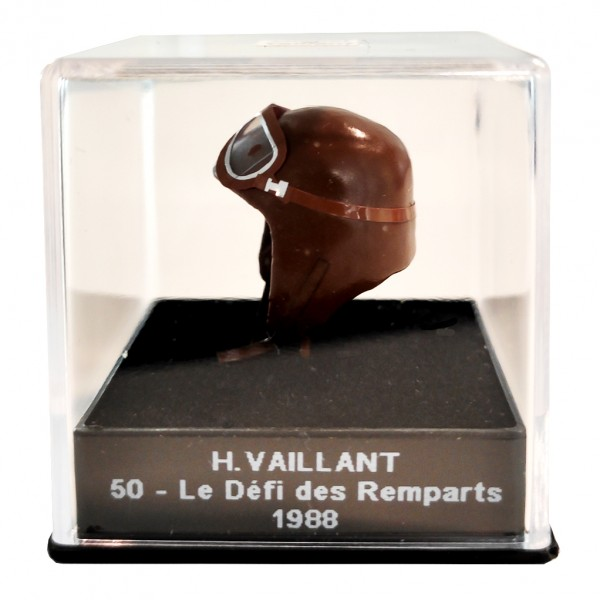 Mini casque Michel Vaillant - H. Vaillant 50