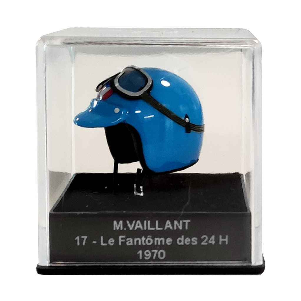 Mini casque Michel Vaillant - M. Vaillant 17