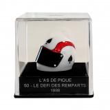 Mini casque Michel Vaillant - L'As de Pique 50
