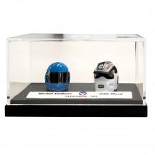 Mini helmet Michel Vaillant M. Vaillant / J. Wood 41