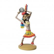 Figurine Tintin Rascar Capac