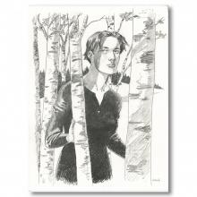 Lithography Léna André Juillard