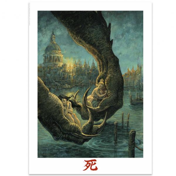 Poster Shi album cover vol. 4