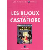 Livre Les Bijoux de la Castafiore Les Archives Tintin