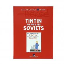 Livre Tintin au Pays des Soviets - Les Archives Tintin