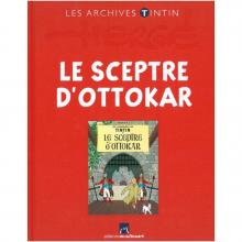 Book Tintin's archives, King Ottokar's sceptre (french Edition)
