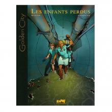 Deluxe album Golden City Les Enfants Perdus (french Edition)