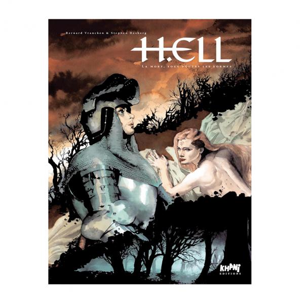 Deluxe album H.ELL, la mort sous toutes les formes (french Edition)