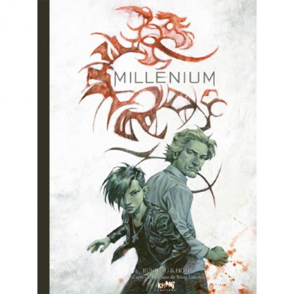 Tirage de tête Millenium Tomes 1 & 2