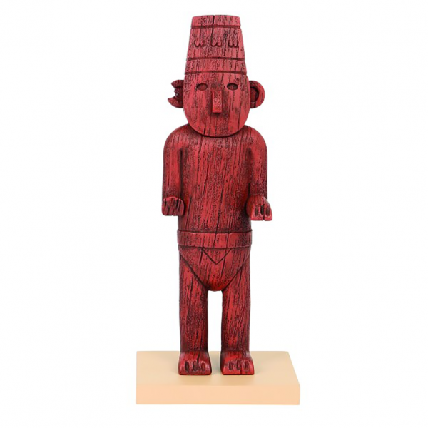 Figurine Tintin Fétiche Arumbaya Les Icônes
