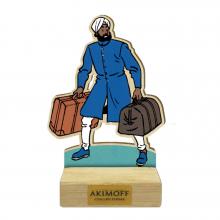 Wood figurine Nasir