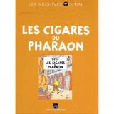 Livre Les Cigares du Pharaon Les Archives Tintin