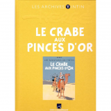 Book Tintin's archives, The Crab with the Golden Claws (french Edition)