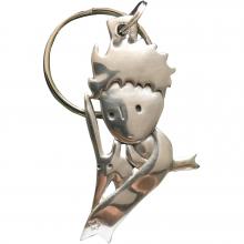 Porte-clés le Petit Prince renard écharpe