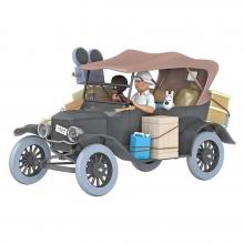 Tintin 1/24 vehicle : Tintin in Congo Ford T