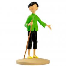 Figurine Tintin Tchang