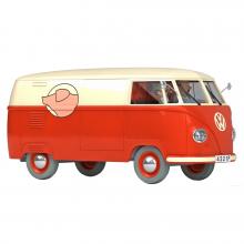 Tintin's cars 1/24 - Cutts the butcher's van