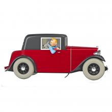 Tintin's cars 1/24 - The Rosengart from The Broken Ear