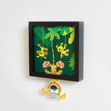 Funky Frames mini Marsupilami - Escapade en Palombie