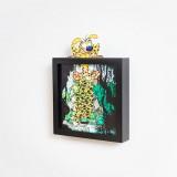 Funky Frames Mini Marsupilami great escape black