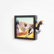 Funky Frames mini Yakari - Le saut