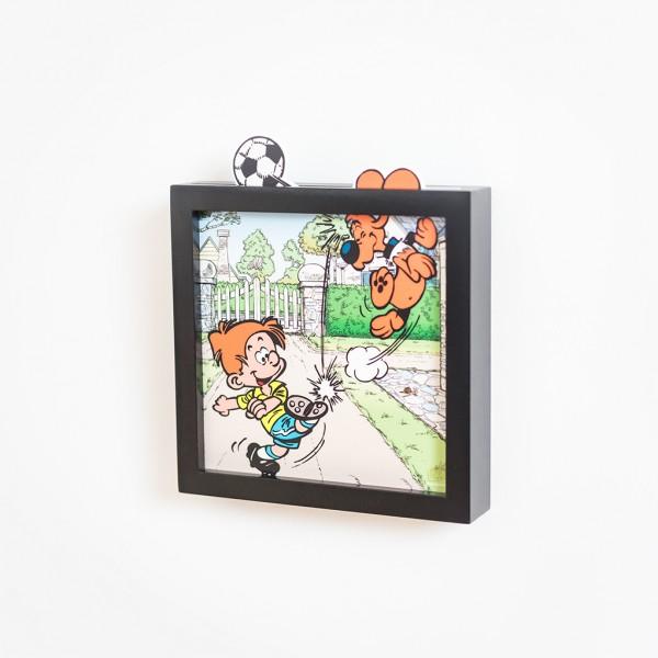 Funky Frames mini Boule et Bill - Hors-jeu - noir