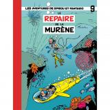 Tirage de tête Spirou, Le repaire de la murène version N/B