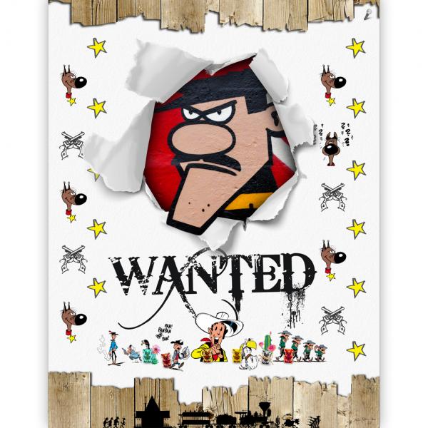Wanted ! Par Stéphane Gautier