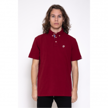 Polo N°13 rouge