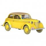 Tintin's cars 1/24 - The Sylvades spies' Olympia from King Ottokar's Sceptre