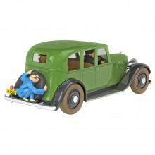 Les véhicules de Tintin au 1/24 - La Berline de Mitsuhirato du Lotus bleu